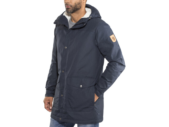 new style 5babc a624e Fjällräven Greenland Winter Parka Herren night sky